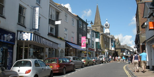 Fore Street, Kingsbridge